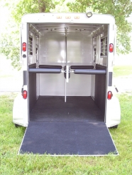 Ju-Lite 710A-DR Optional with 4ft. Dresser Seperate Stalls