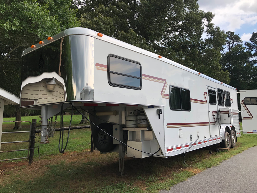 Riverhill Farm Horse and Livestock Trailers Current Inventory